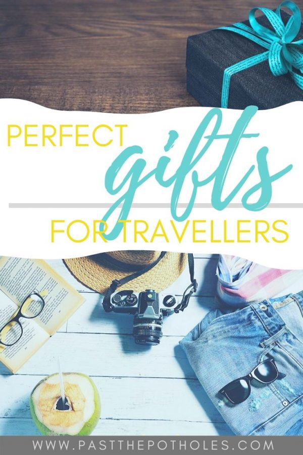 Practical gifts for friends going travelling